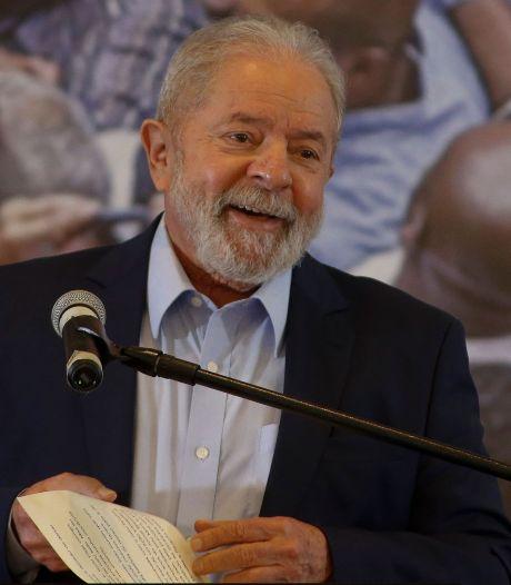 Hooggerechtshof zet definitief streep door veroordeling Braziliaanse ex-president Lula
