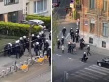 """Deux vidéos d'interventions policières lors de la """"Boum 2"""" font polémique"""