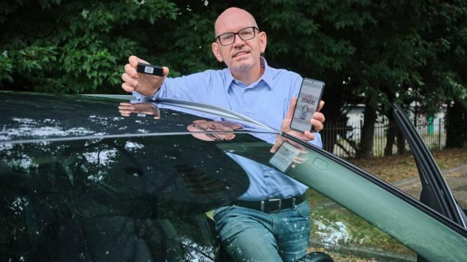 Auto-inbraken schering en inslag? René heeft er een simpele oplossing voor