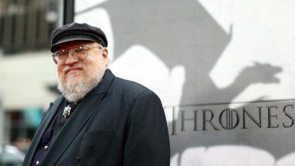 """'Game Of Thrones'-schrijver George R.R. Martin is blij dat serie voorbij is: """"Het was slecht voor mijn inspiratie"""""""