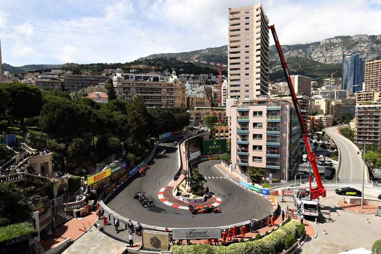 null Beeld Formula 1 via Getty Images