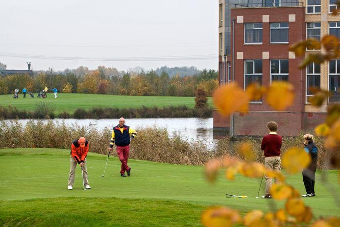 De golfbaan Haverleij krijgt een nieuwe eigenaar.