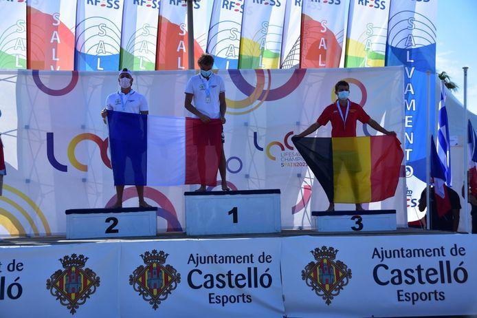 Asse: Twee inwoners behaalden een zilveren en bronzen medaille op het EK Lifesaving in Spanje