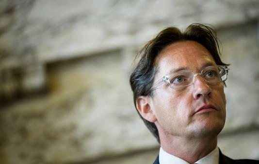 Joost Eerdmans, partijleider van Leefbaar Rotterdam.