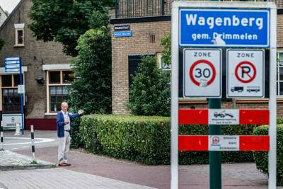 Adres in Hooge Zwaluwe onvindbaar: 'Het is alsof we niet meer bestaan'
