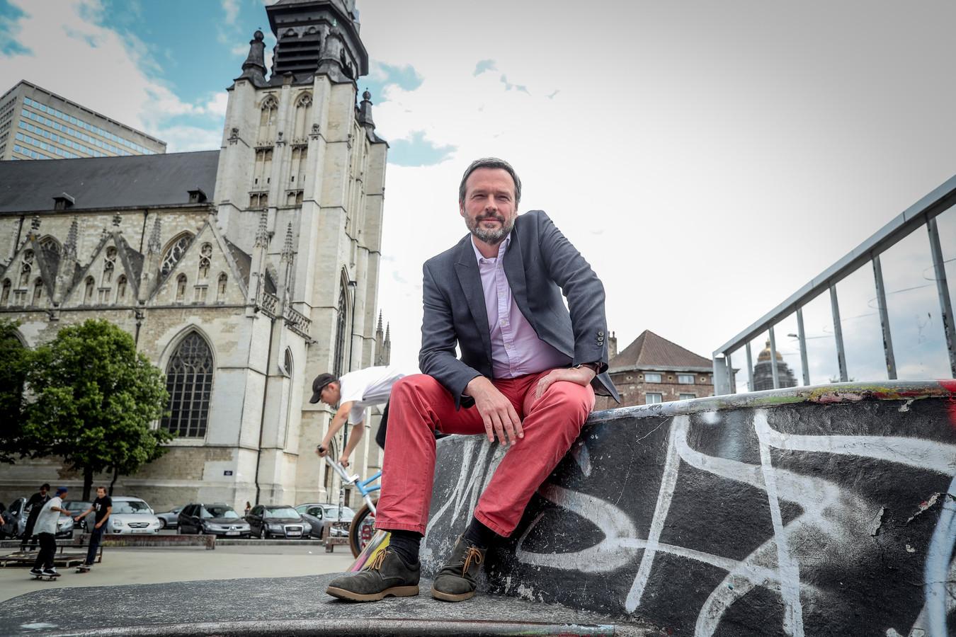 Pierre Wunsch, en juin, à Bruxelles