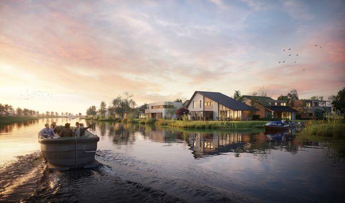 Niuewbouw in de regio Nieuwe Rede Leimuiden