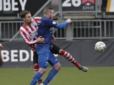 Bouwense debuteert met zege bij beloften Almere City FC