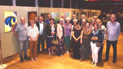 Kunstenaars stellen tentoon in Baljuwhuis