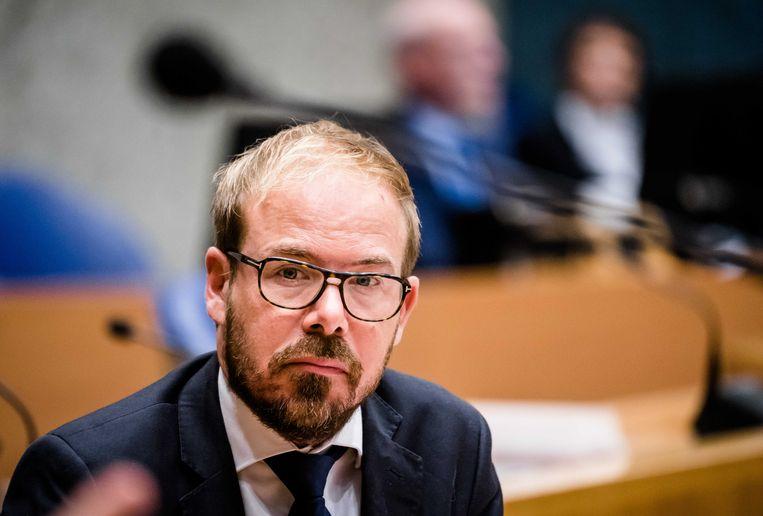 PvdA-Kamerlid Gijs van Dijk Beeld ANP - Bart Maat