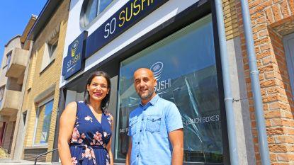 In volle coronacrisis: Bachira start eerste sushirestaurant van Ternat