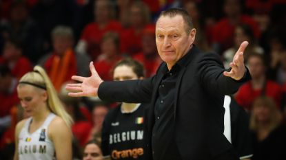 Mestdagh tekent bij en maakt achttienkoppige preselectie voor EK basket bekend
