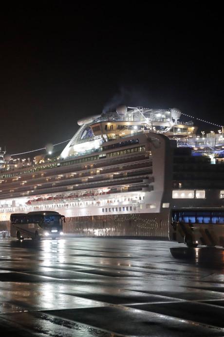 LIVE   Nederlanders mogen cruiseschip Diamond Princess verlaten