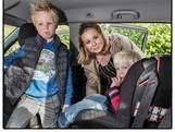 Autostoeltje met airbags, voor Roan (6) helaas te laat