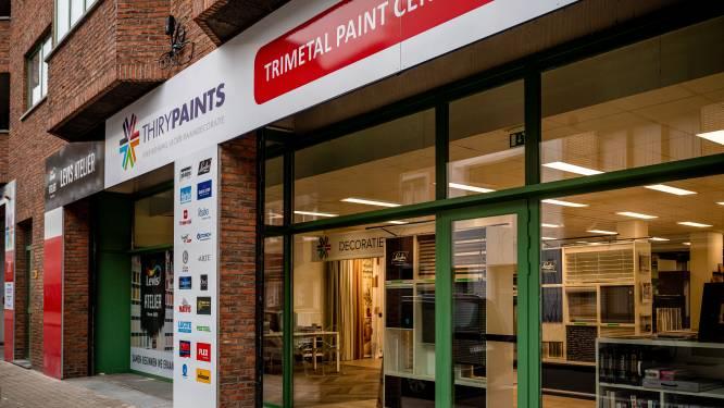 Tijd om je woning op te frissen? Spring dan zeker eens binnen bij Thiry Paints in Borgerhout
