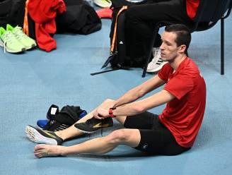 """Aurèle Vandeputte loopt de 800m op het EK indoor: """"Ik probeer altijd een ronde verder te raken"""""""