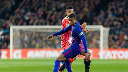 FT buitenland: Barcelona moet verdediger Semedo vijf weken missen