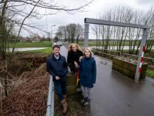 Junne schrikt van bomenkap voor bouw nieuwe brug
