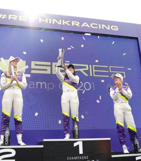 'Iedereen beseft: een vrouw in de Formule 1 is kassa'