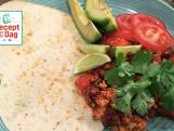 Recept van de dag: Mexicaanse vega tortilla's