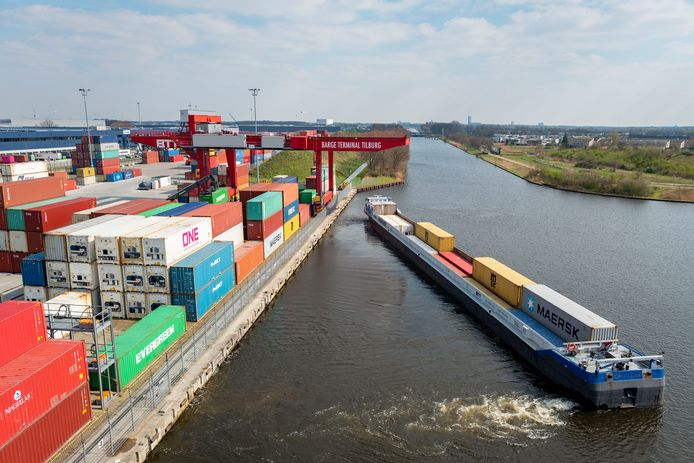 Tilburg - Pix4Profs - Joris Buijs Containerhaven Verstijenen Vossenberg