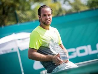 Xavier Malisse zal dubbelen aan zijde van pupil Lloyd Harris op European Open