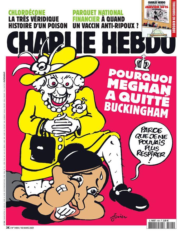 De cover van het blad.