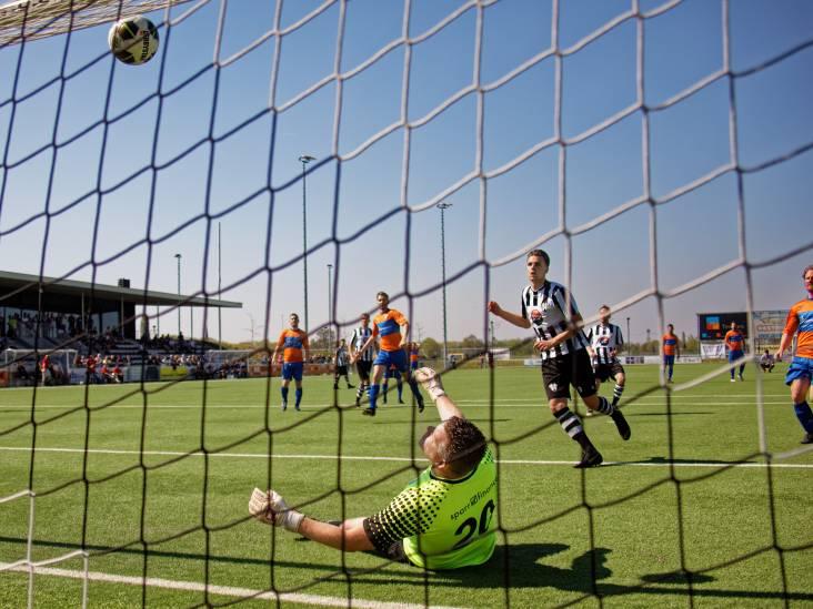 FC Bergen - The Gunners gestaakt: 'Dit hoort niet op het voetbalveld thuis'