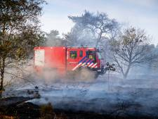 Heidebrand Elspeet: vuur onder controle