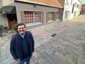 """Olivier (27) neemt in lockdown populair café 't Beenhouwerijtje over: """"Horeca zal extreem heropleven"""""""