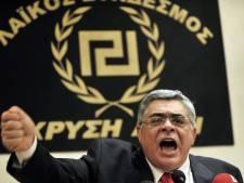 Le chef du parti néonazi grec condamné à 13 ans de prison