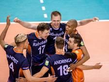 Volleyballers voor eerst sinds 2002 op het WK