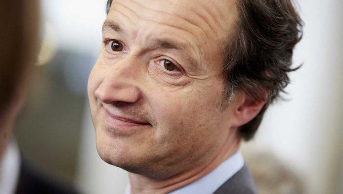 Eric Wiebes, staatssecretaris van Financiën.
