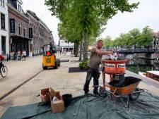 Vernieuwd Eind bijna klaar, maar automobilisten negeren eenrichtingsverkeer op Tolsteeg