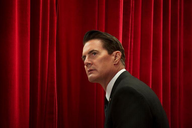 Kyle MacLachlan in een scène van het derde seizoen van Twin Peaks.  Beeld Suzanne Tenner/SHOWTIME