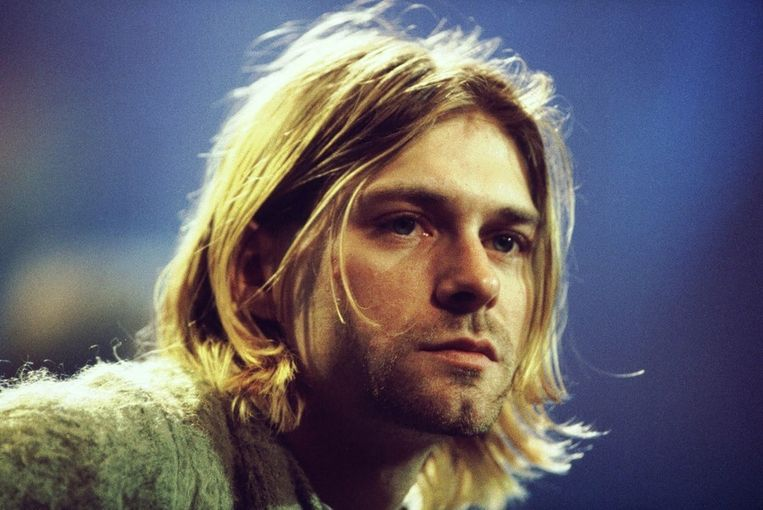 Kurt Cobain (1967-1994) Beeld UNKNOWN