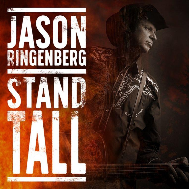 Albumhoes Jason Ringenberg: Stand Tall. Beeld Jason Ringenberg