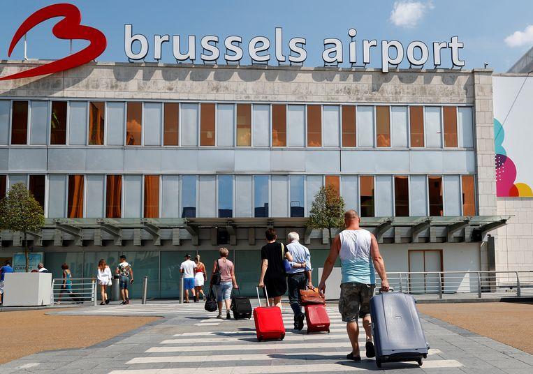 Luchthaven van Zaventem. Beeld REUTERS