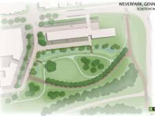 Buurt praat mee over Weverpark met fietspad in Gennep