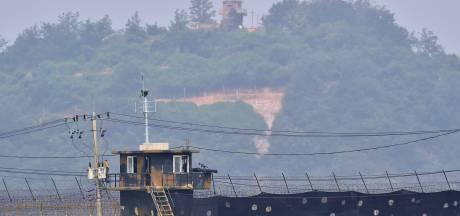 Noord-Korea dreigt met aanval op luidsprekers bij grens