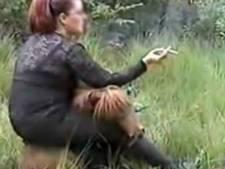 'Wie gaat er nou met zo'n gewicht op een pony zitten?'