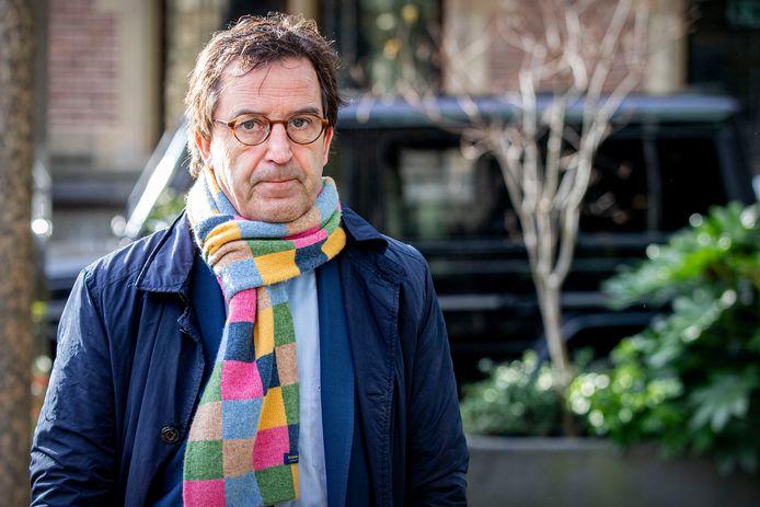 """Diederik Gommers van de Nederlandse Vereniging voor Intensive Care: ,,Ik zeg ook tegen mezelf: ik ben misschien de voorzitter van de ic-vereniging, maar tot waar reikt mijn verantwoordelijkheid?"""""""