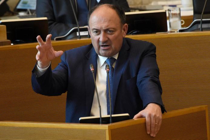 Le ministre régional de l'Economie, Willy Borsus (MR)