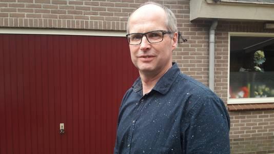 Wim Prinsen woont met zijn gezin in het buitengebied van Aalten.