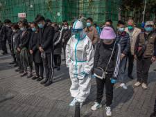 De autoriteiten bepalen hoe 'virusvrij' Wuhan rouwt