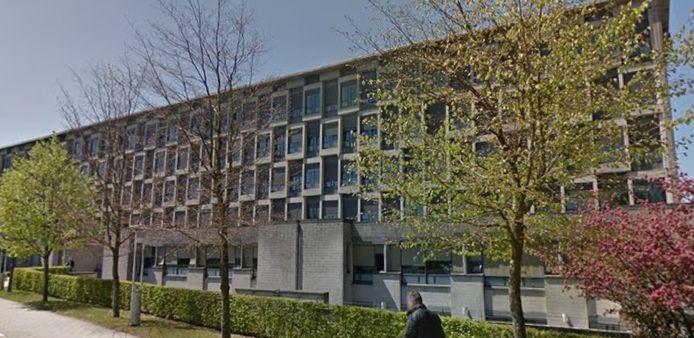 L'hôpital de Libramont.