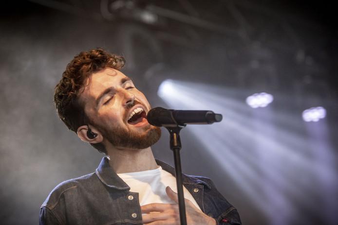Songfestival-winnaar Duncan Laurence