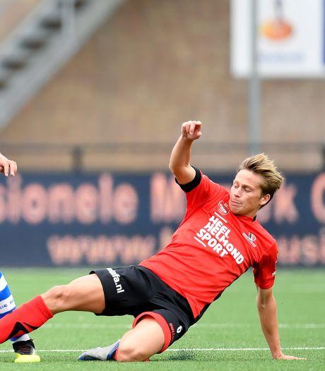 Na jaren bij FC Eindhoven en Helmond Sport tekent Tibeau Swinnen in België