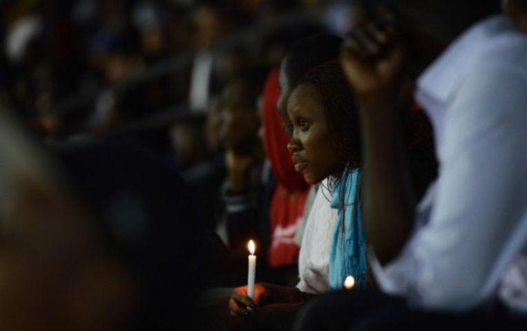 Een beeld uit de nieuwe docureeks. De genocide kostte het leven aan 800.000 Rwandezen. Beeld rv
