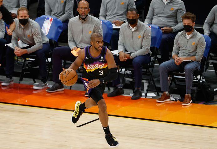 Chris Paul a guidé les Suns vers une qualification pour les playoffs qu'ils attendaient depuis onze ans.